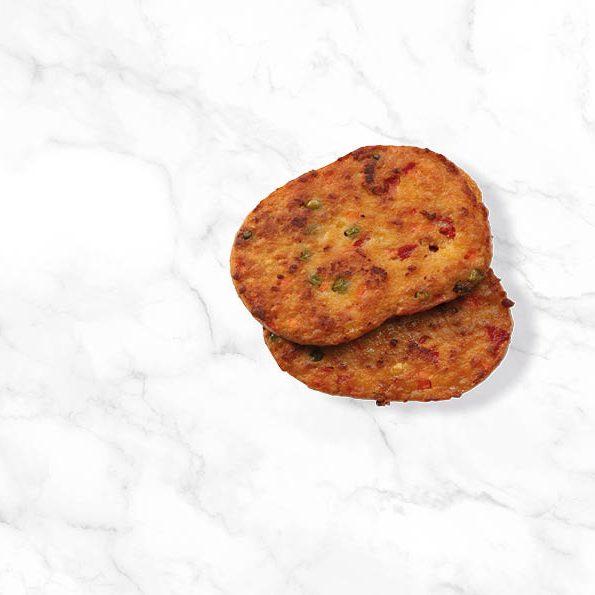 Groenteburgers - Productfoto