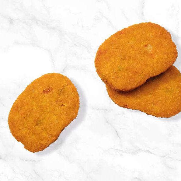Groenteschnitzel - Productfoto